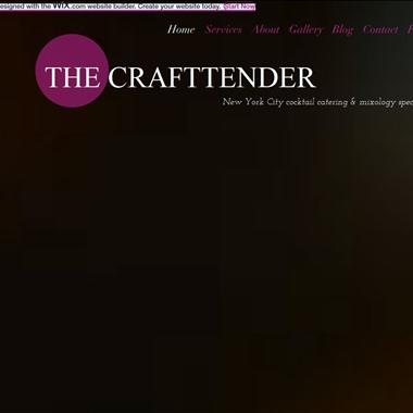 The Crafttender wedding vendor preview