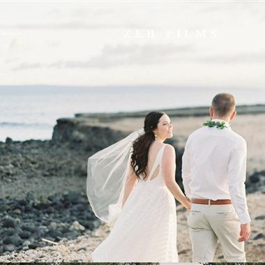 Zeb Films Hawaii wedding vendor preview