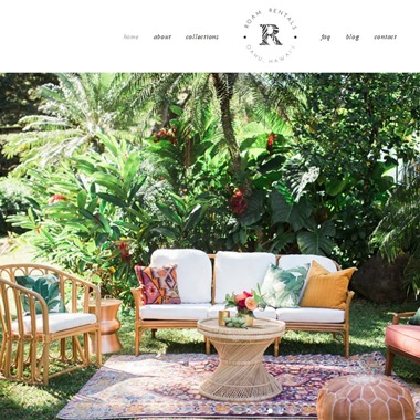 Roam Rentals wedding vendor preview
