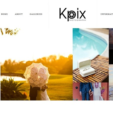 Kpix Photography wedding vendor preview