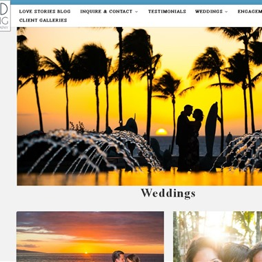Tad Craig Photography wedding vendor preview