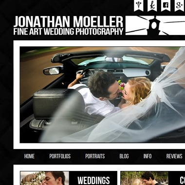 Jonathan Moeller Photography wedding vendor preview