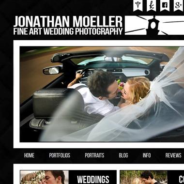 Jonathan Moeller Photography wedding vendor preview