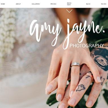 Amy Jayne Photography wedding vendor preview