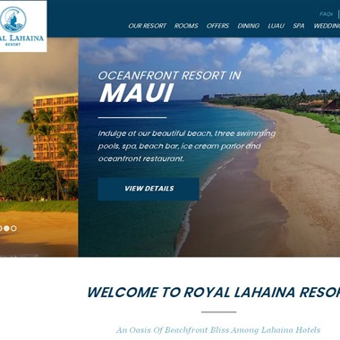 Royal Lahaina wedding vendor preview
