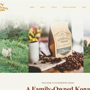 Sunshower Farms wedding vendor preview