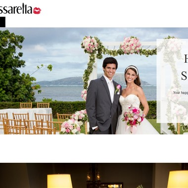 Sassarella wedding vendor preview