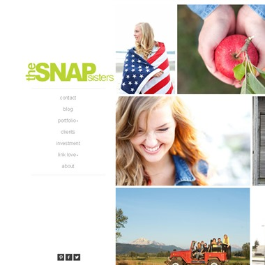 The Snap Sisters wedding vendor preview