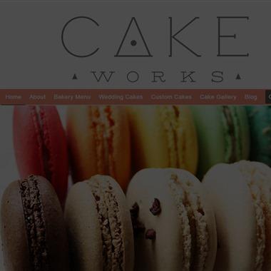 Cake Works wedding vendor preview