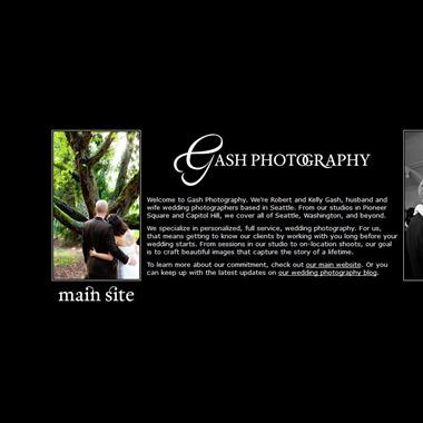 Gash Photography wedding vendor preview