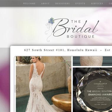 The Bridal Boutique wedding vendor preview