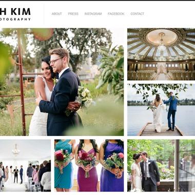 GH Kim Photography wedding vendor preview