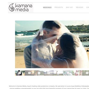 Kamana Media wedding vendor preview