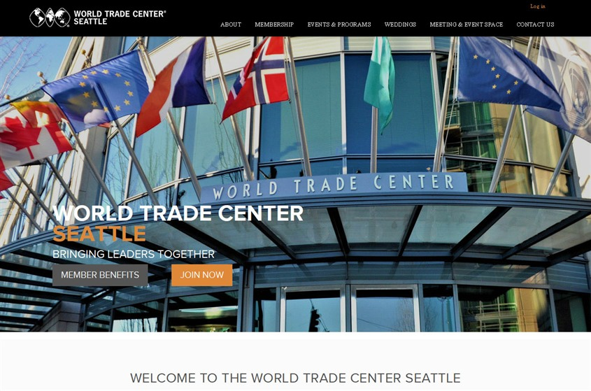 World Trade Center Seattle wedding vendor photo