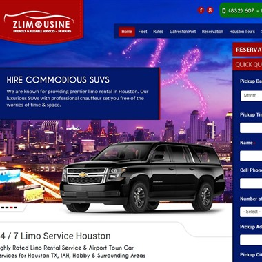 Z Limousine Services wedding vendor preview