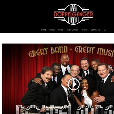 Doppelganger Band wedding vendor preview