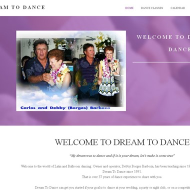 Dream to Dance wedding vendor preview