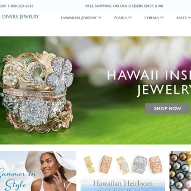 Maui Divers Jewelry wedding vendor preview