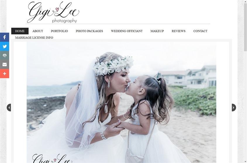 Gigi Lee wedding vendor photo