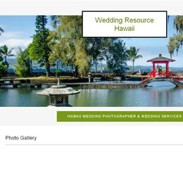 Wedding Resource Hawaii photo