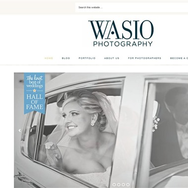 WASIO photography wedding vendor preview