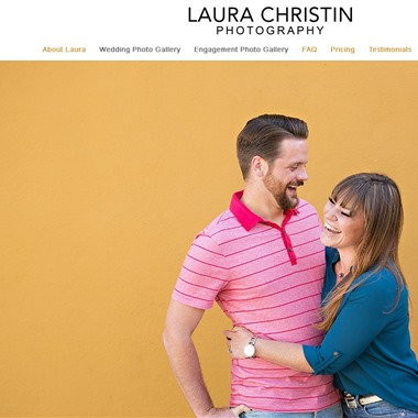 Laura Christin Photography wedding vendor preview