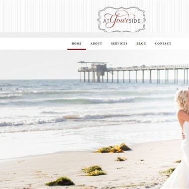 At Your Side Planning wedding vendor preview