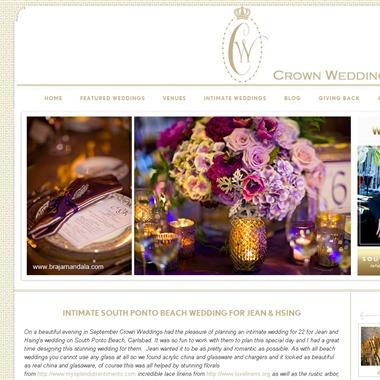 Crown Weddings wedding vendor preview