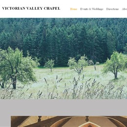 Victorian Valley Chapel photo