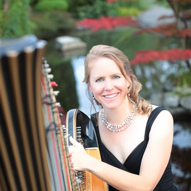 The Solo Harp of Susan W. Haas wedding vendor preview