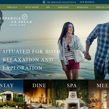 Estancia La Jolla Hotel & Spa wedding vendor preview