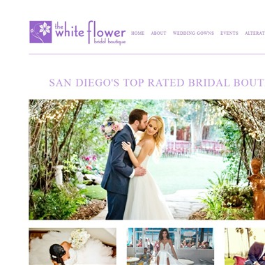 The White Flower wedding vendor preview