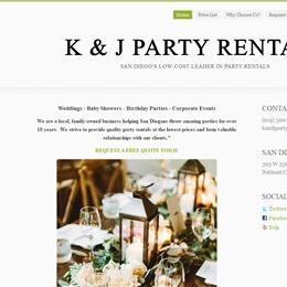 K & J Party Rentals photo