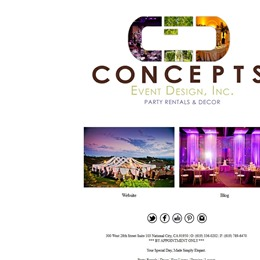 Concepts Event Design photo
