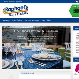Raphael's Party Rentals photo