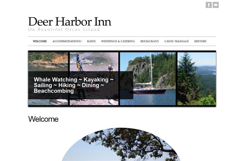 The Deer Harbor Inn wedding vendor photo