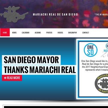Mariachi Real De San Diego wedding vendor preview