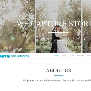 Focused Bliss Productions wedding vendor preview