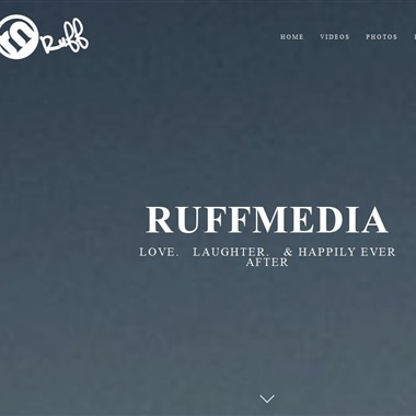 RUFFMEDIA wedding vendor preview