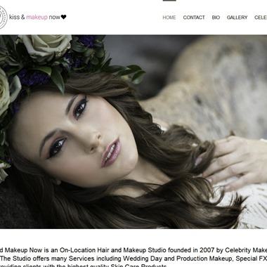 Kiss and Makeup Now  wedding vendor preview