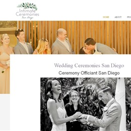 Intimate Ceremonies San Diego photo