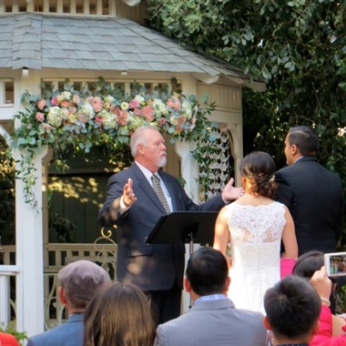 Rev. Jeffery Huss - Wedding Officiant  wedding vendor preview