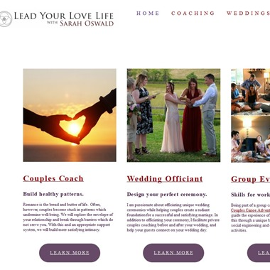 Lead Your Love Life  wedding vendor preview