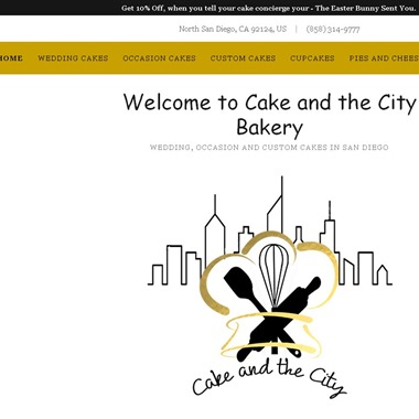 Cake and the City Bakery wedding vendor preview