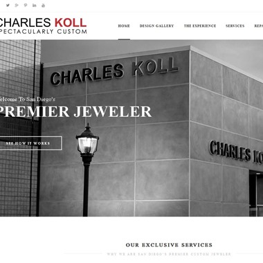 Charles Koll Spectacularly Custom wedding vendor preview