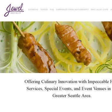Jewel Hospitality wedding vendor preview