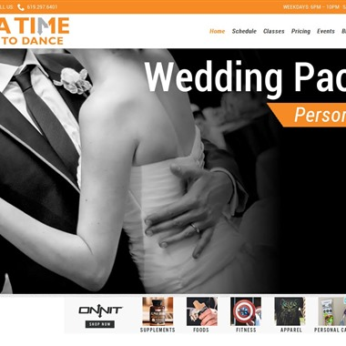 A Time To Dance wedding vendor preview