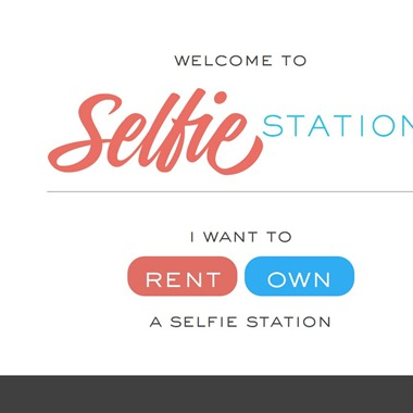 Selfie Station wedding vendor preview