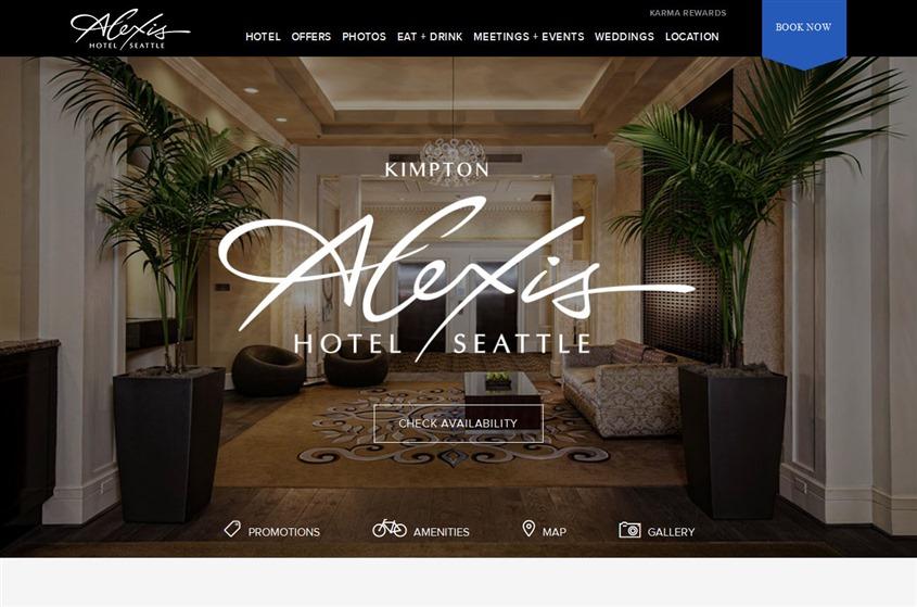 Kimpton Alexis Hotel wedding vendor photo