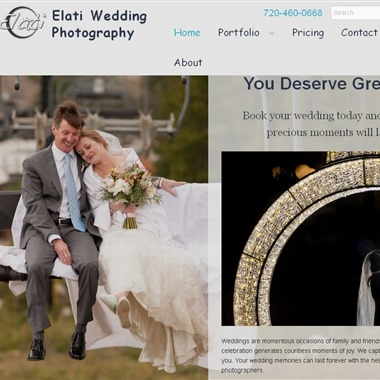 Elati Wedding Photography wedding vendor preview